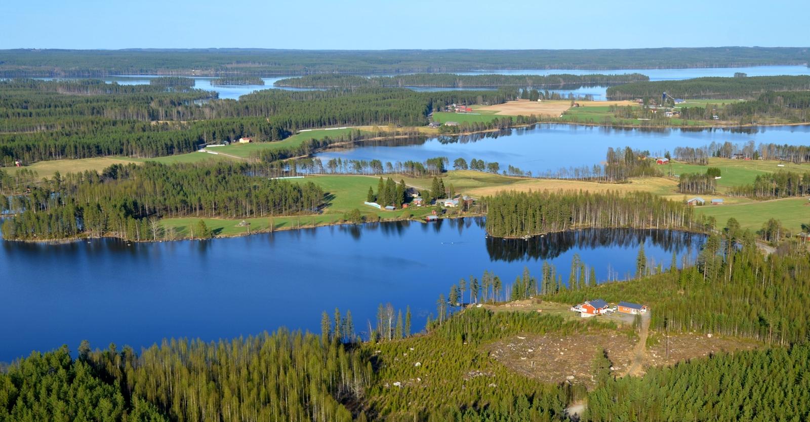 Järkilahti, Kannas ja Pasalajärvi.