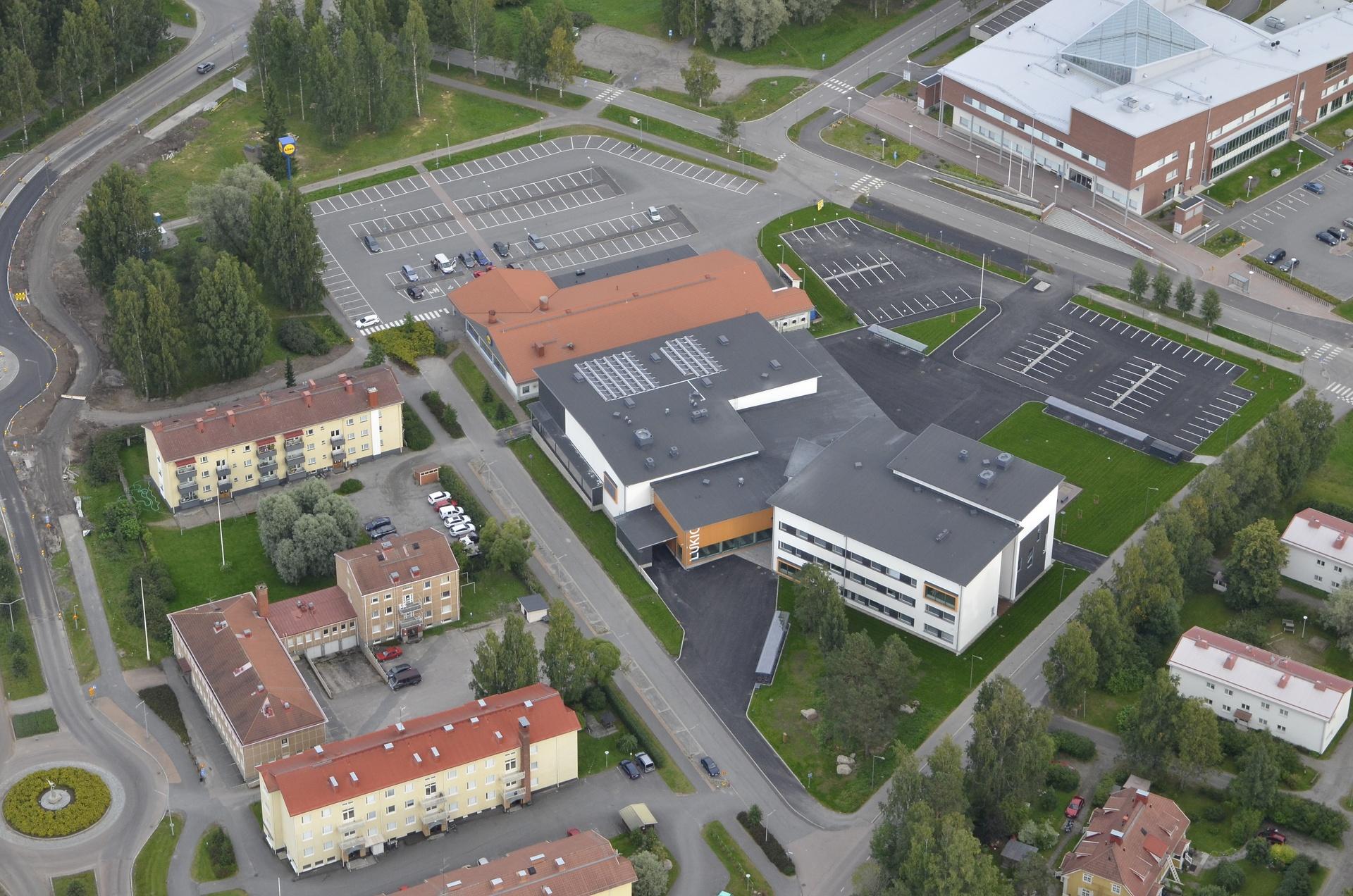 2017-09-02 Uusi lukio toiminnassa.