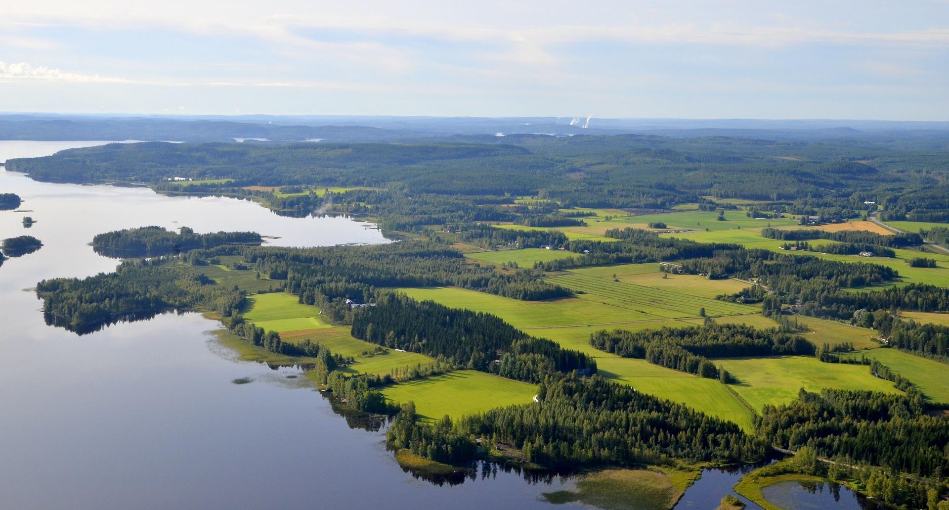 2017-09-03 Suviseurojen aluetta Pyyrinlahden kupeella.