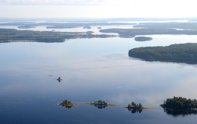 Kenties suomen kauneinta seutua?