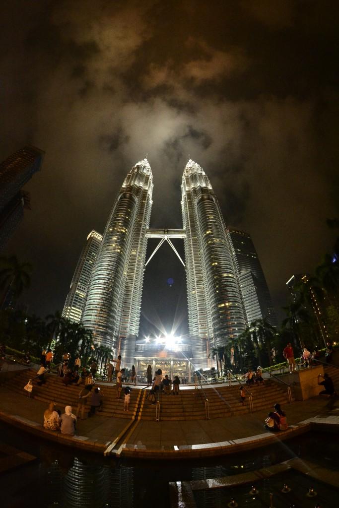 Kuala Lumpurin ikonit, Petronas-tornit