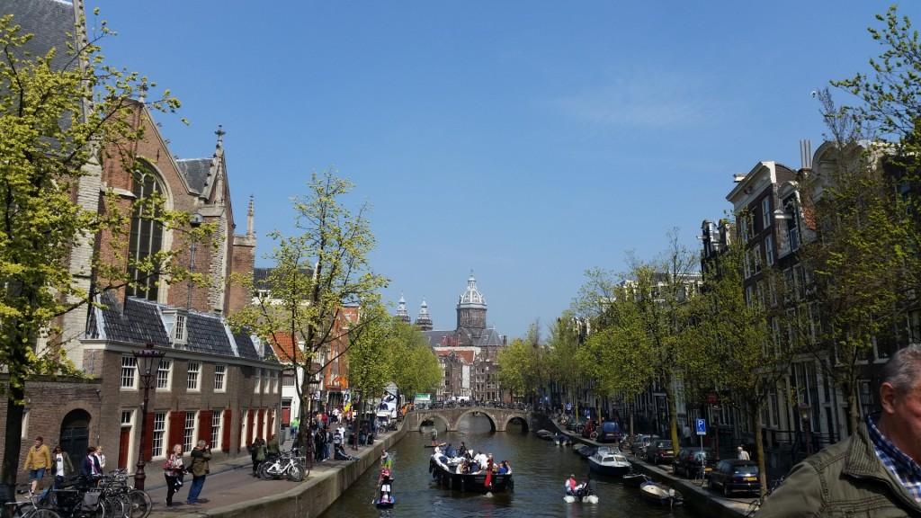Amsterdamin kanaalit