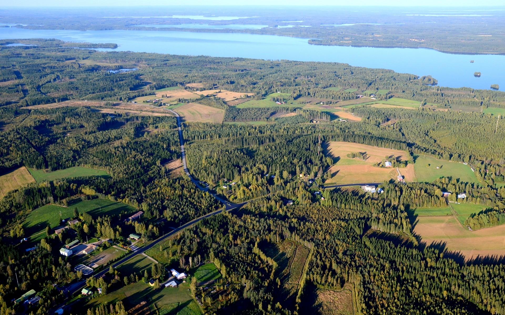 Istunmäki ja Pohjois-Konnevesi