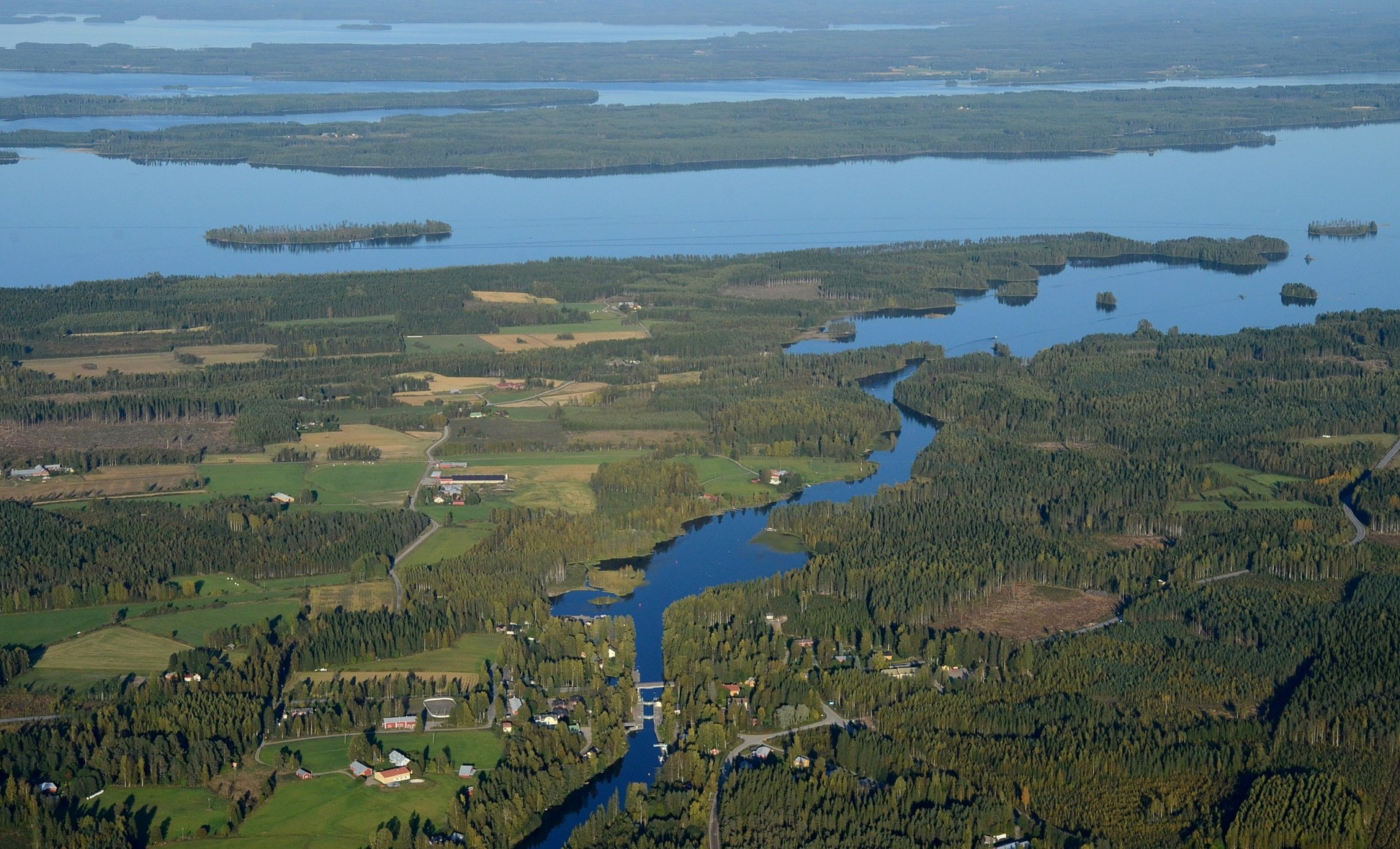 Kerkonkoski ja Niinivesi