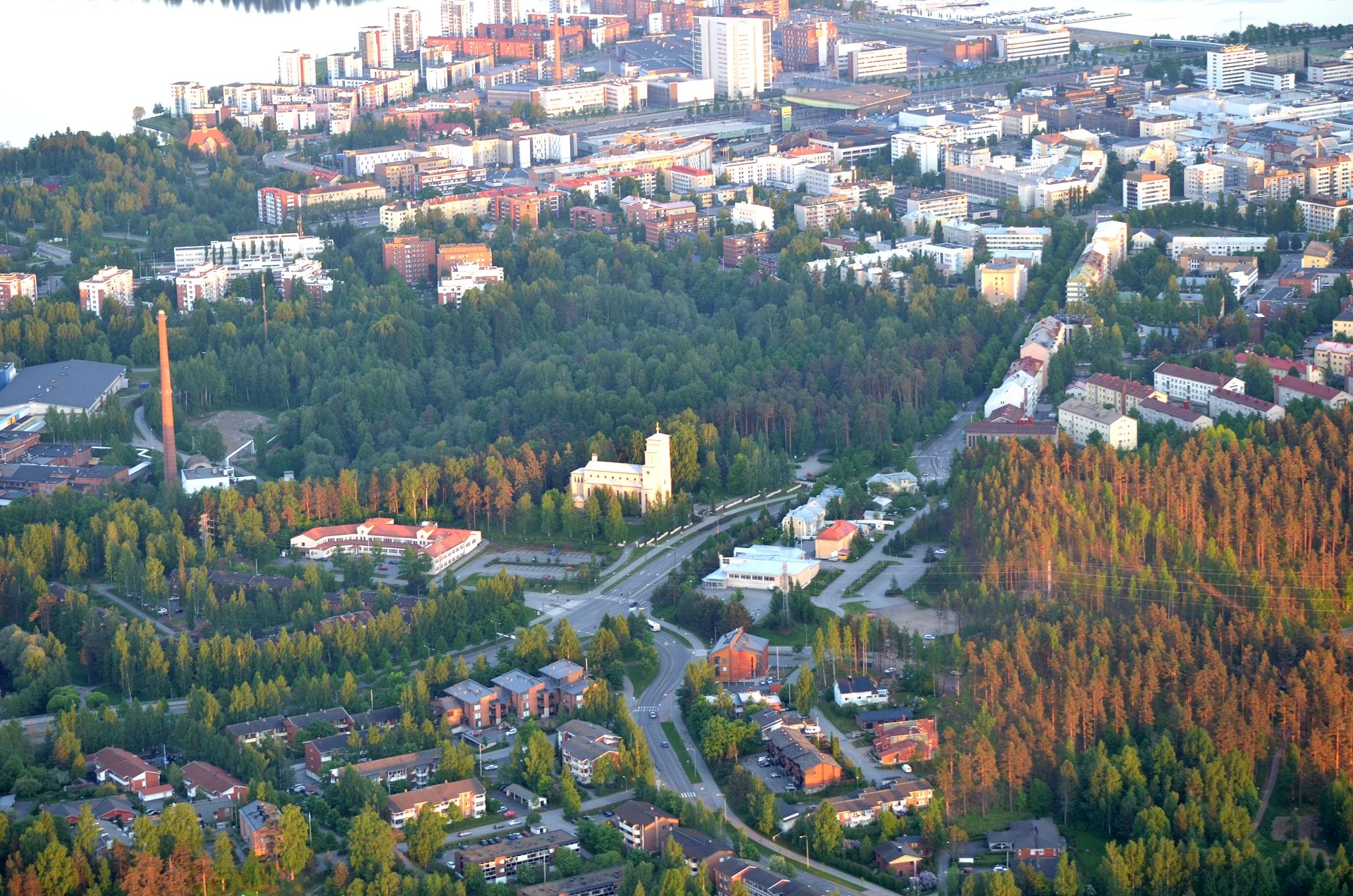 Taulumäki Jyväskylä