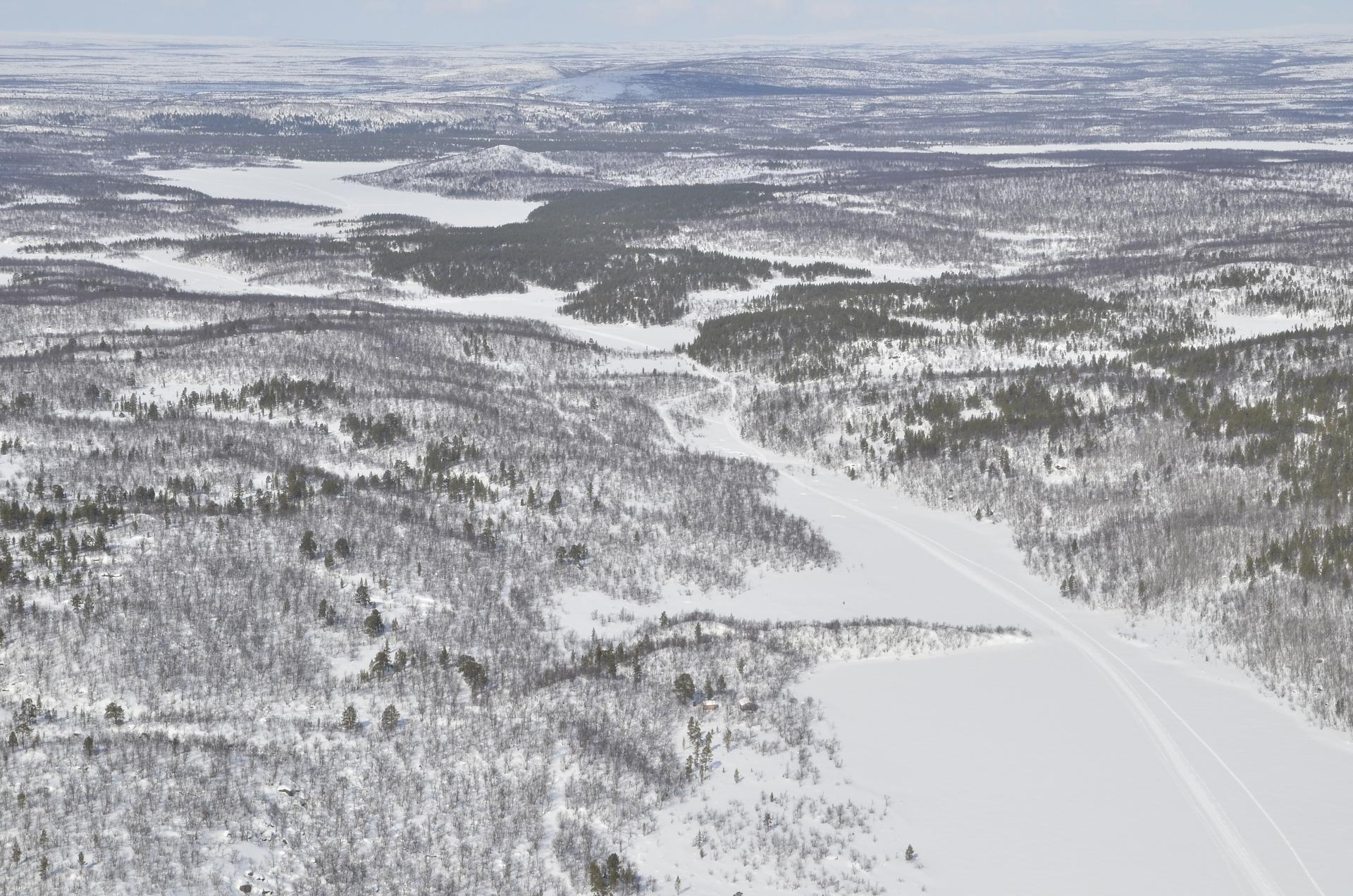 Sunddejärvi