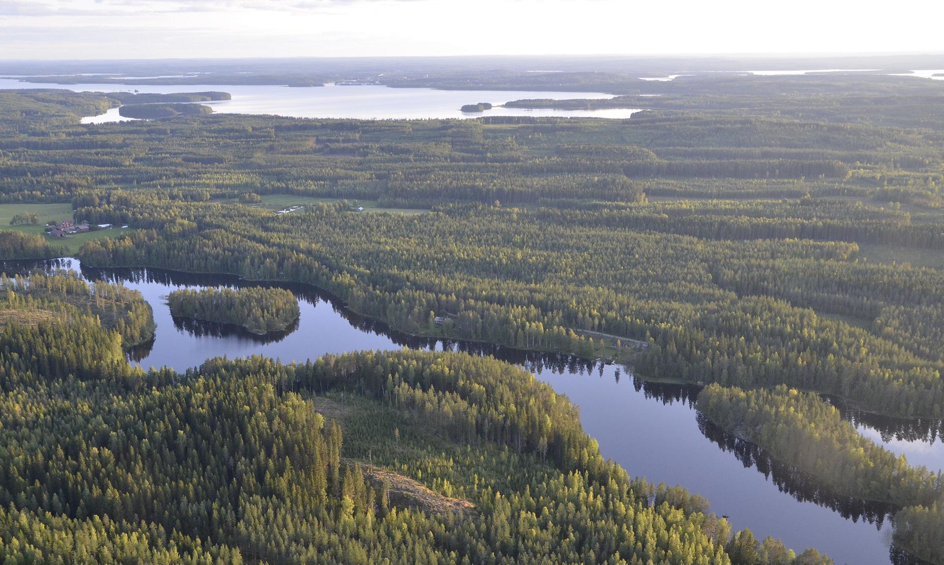 Samainen Ilmojärvi.