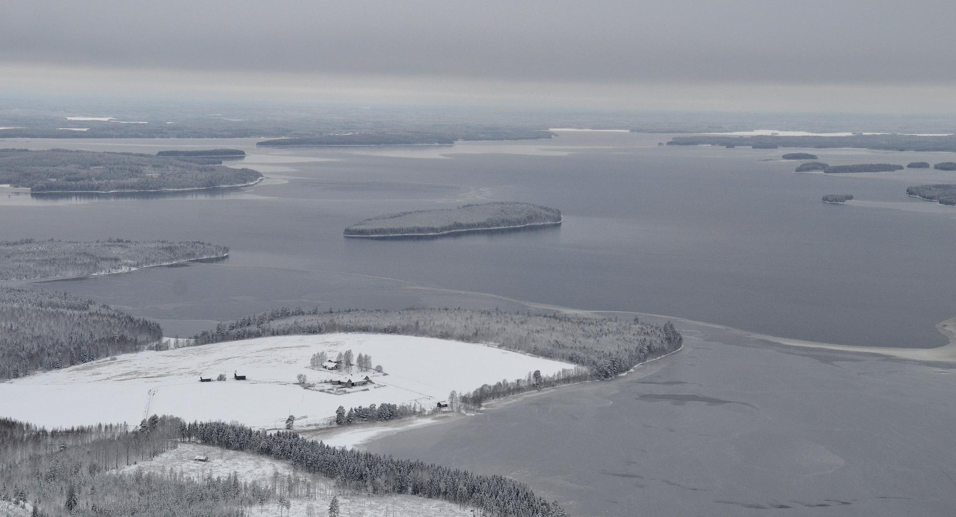 17.12.2017 Salonpää ja Pihkurinselkä.