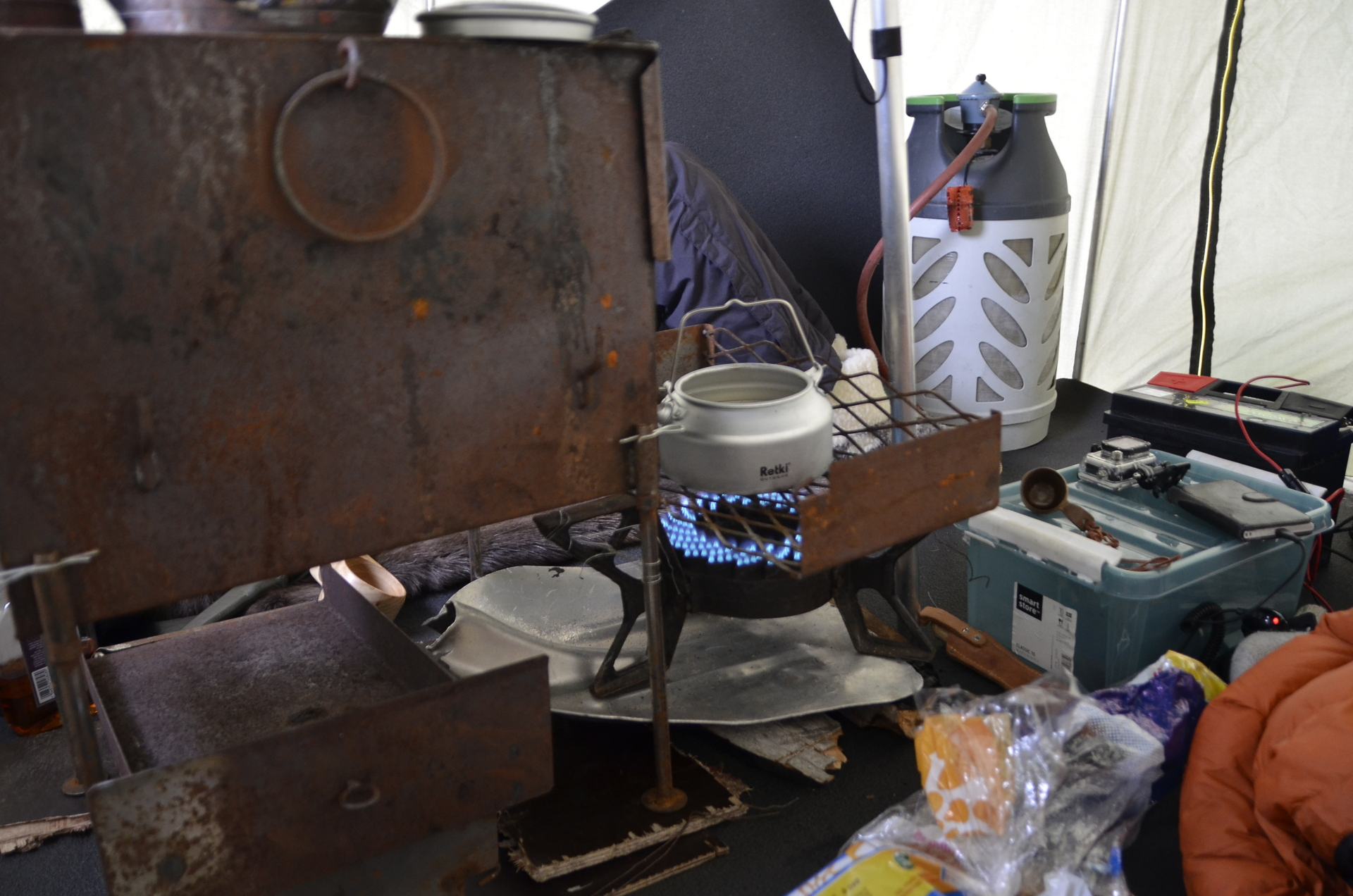 Keittomoodi päällä:)