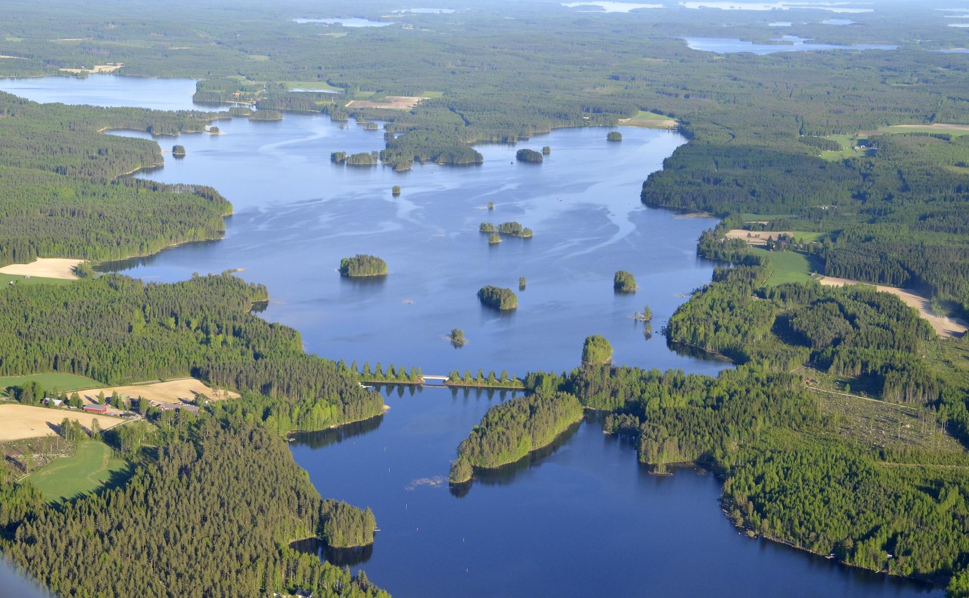 Suovanjärvi.