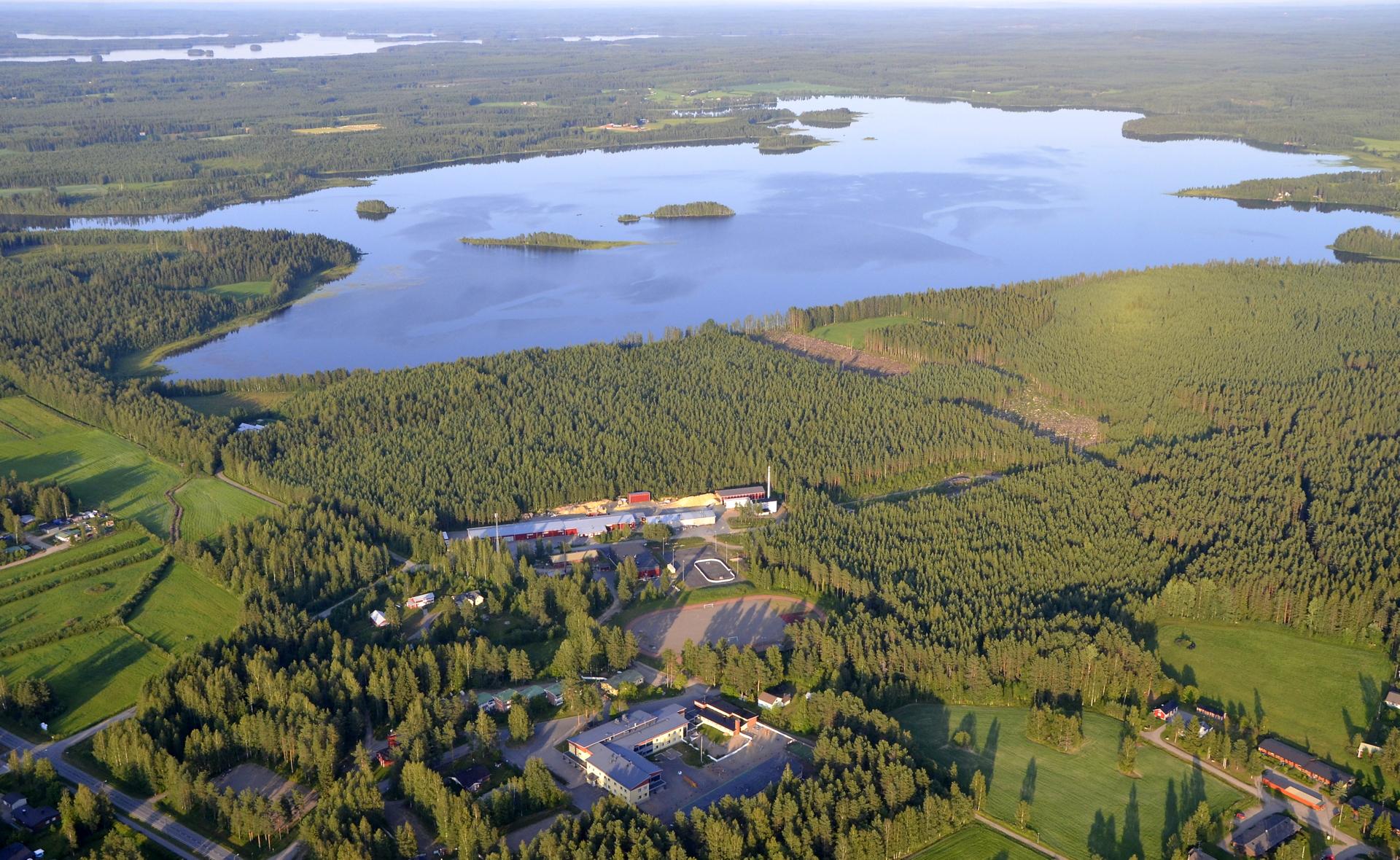 Pudasjärvi.