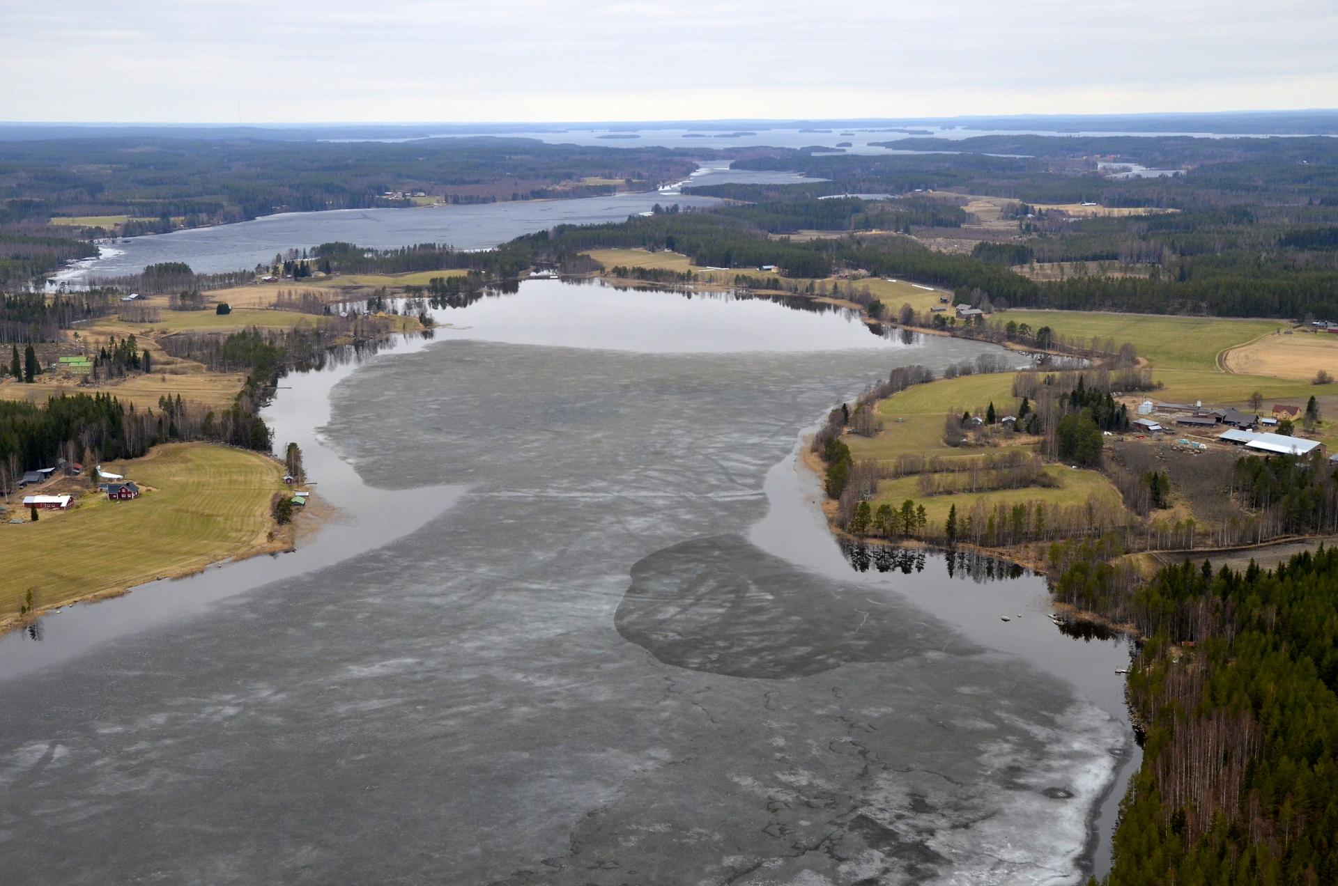 Pasalajärvi. 18.5.2017