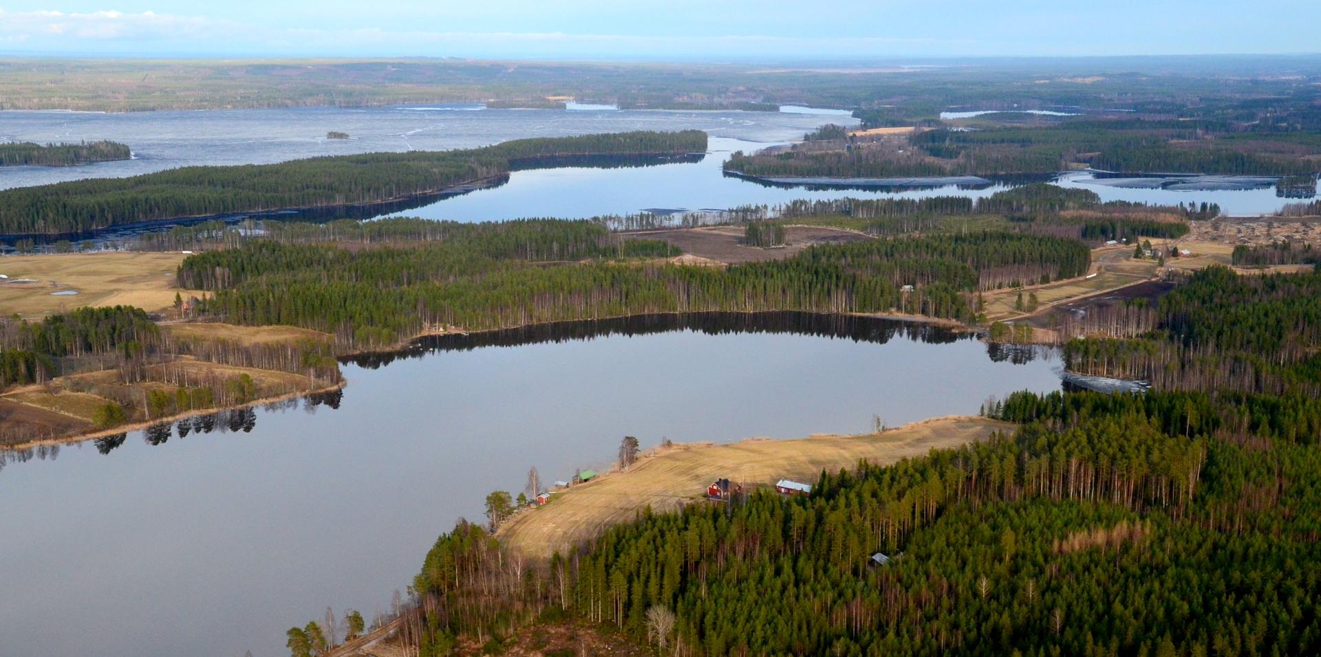 Pasalajärvi 29.4.2016