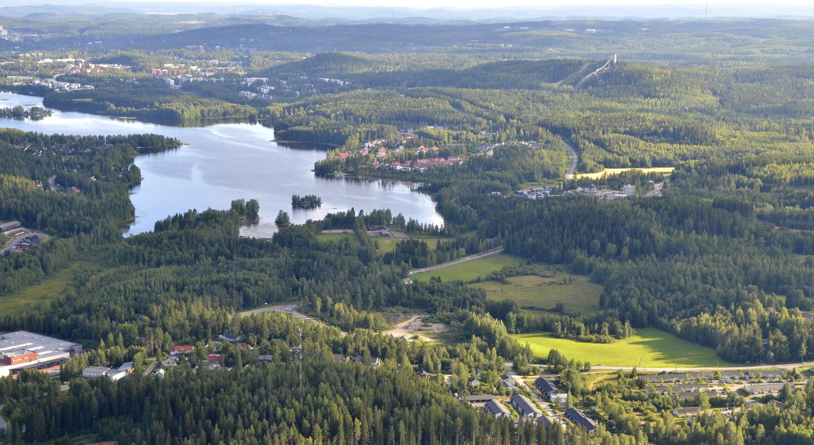 Tuomiojärvi.