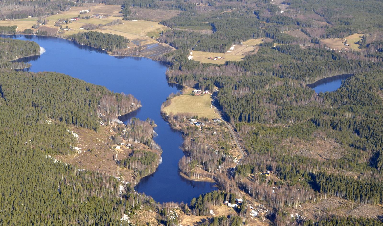 Kalaniemen Hakojärvi.